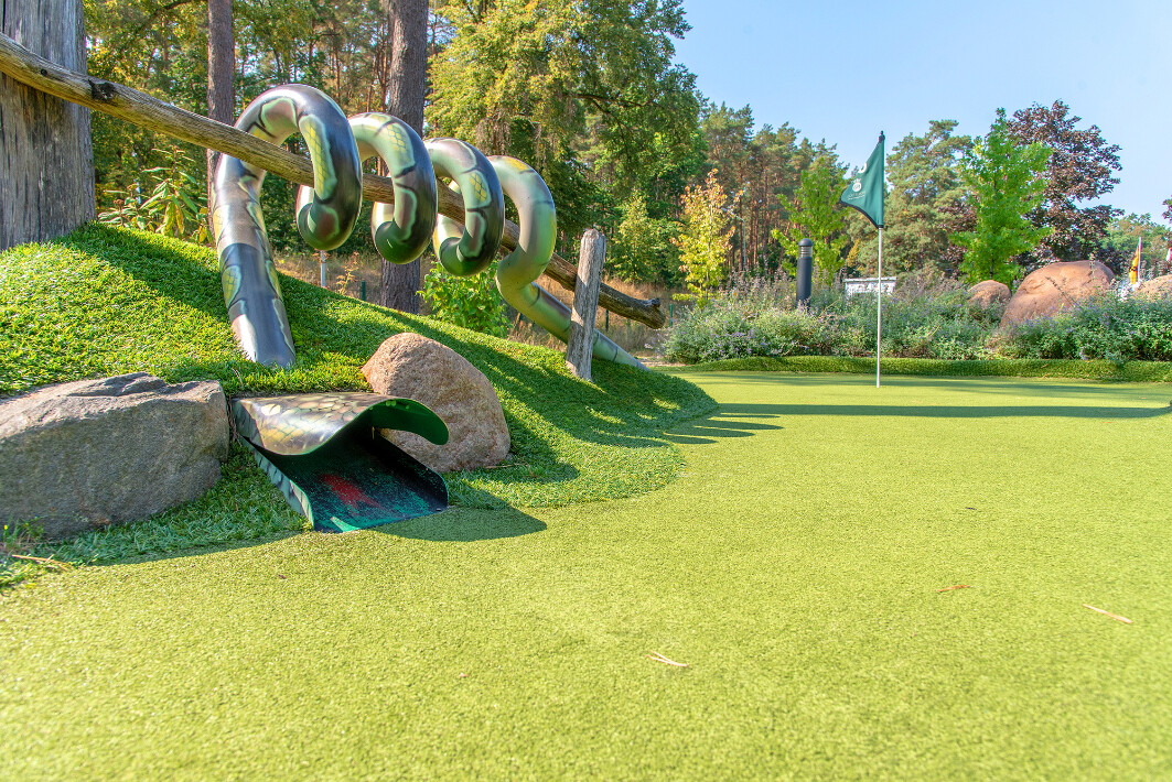Bungis Adventure Golf Kur Natur